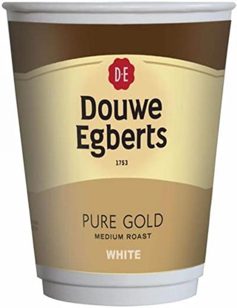 Douwe Egberts Pure Gold White 10 Cups