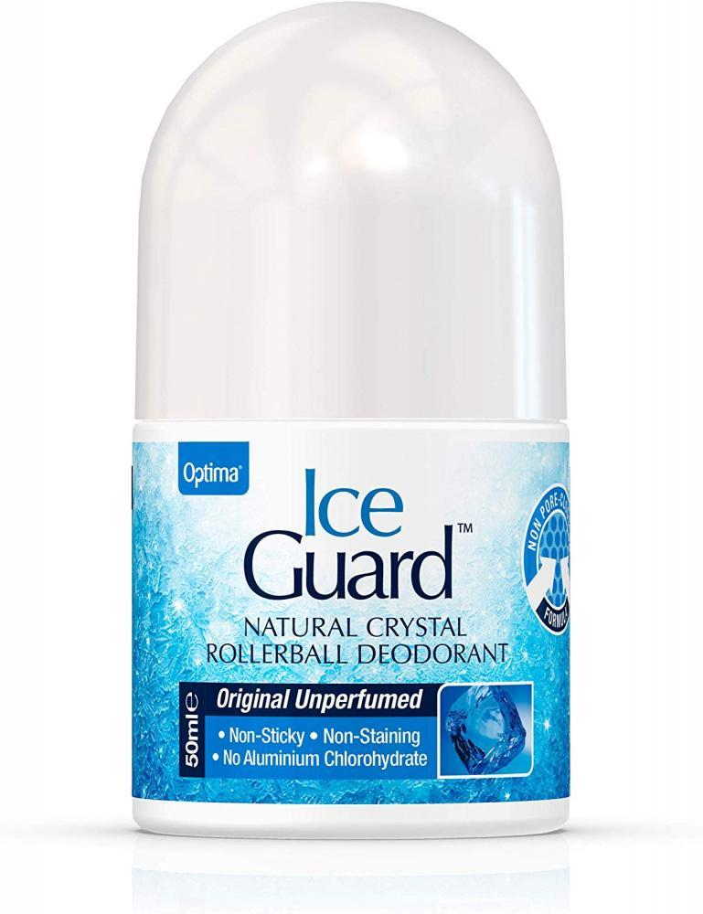 Iceguard Crystal Deodorant Roll On 50 ml