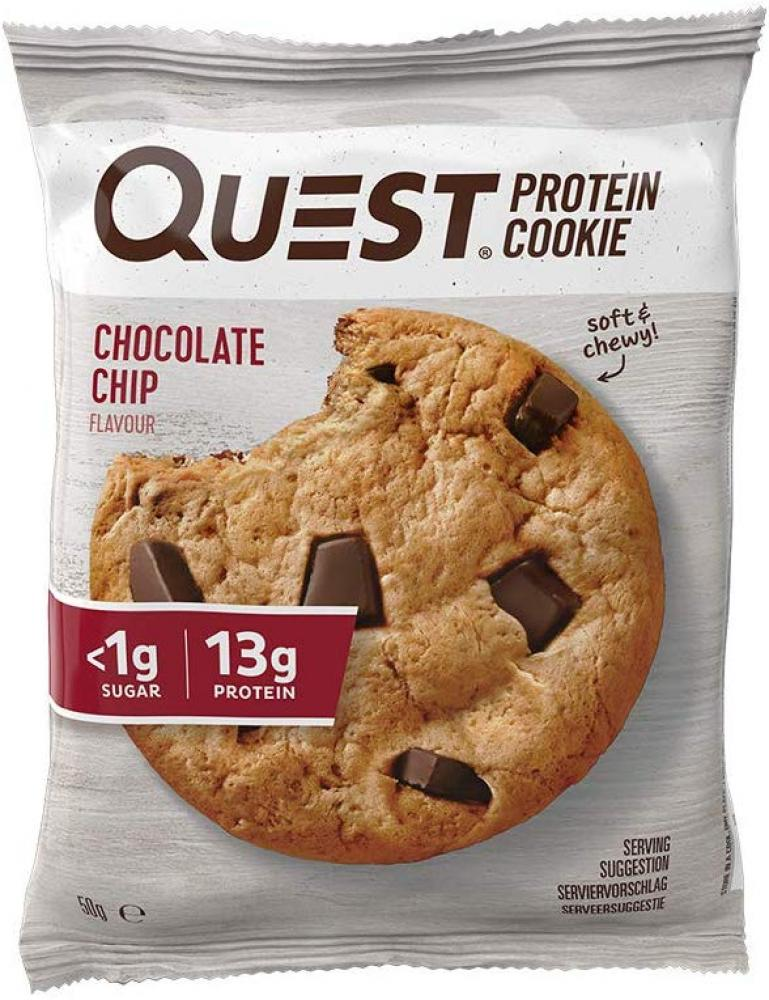 Quest Chocolate Chip Protein Cookie 50g