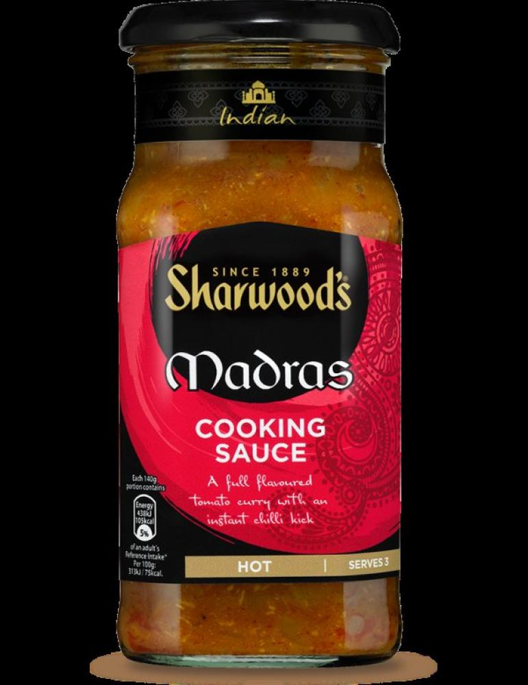 Sharwoods Madras Cooking Sauce 400g