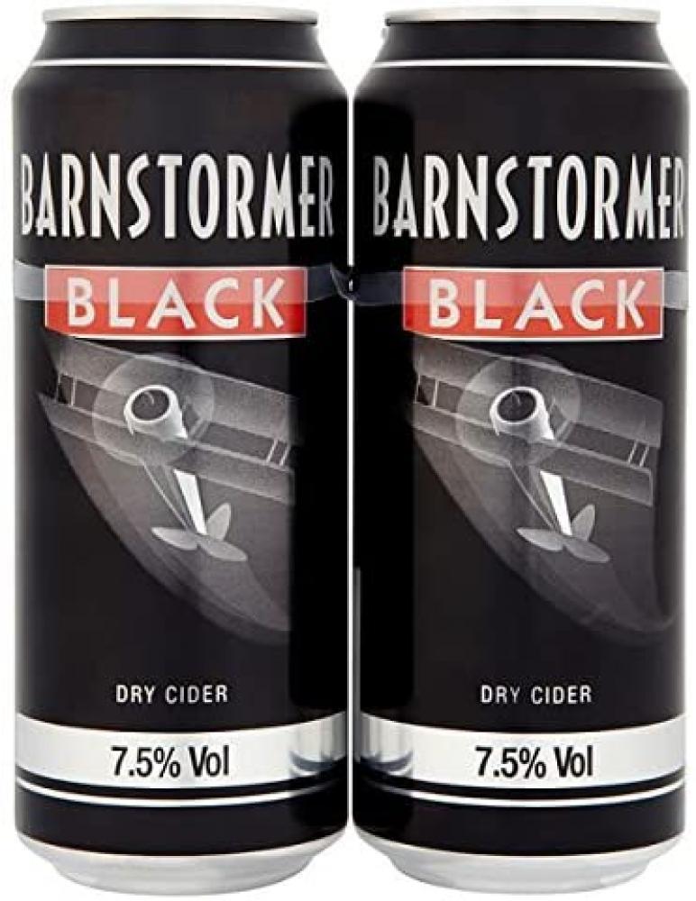 Barnstormer Black Cider 4 x 500ml