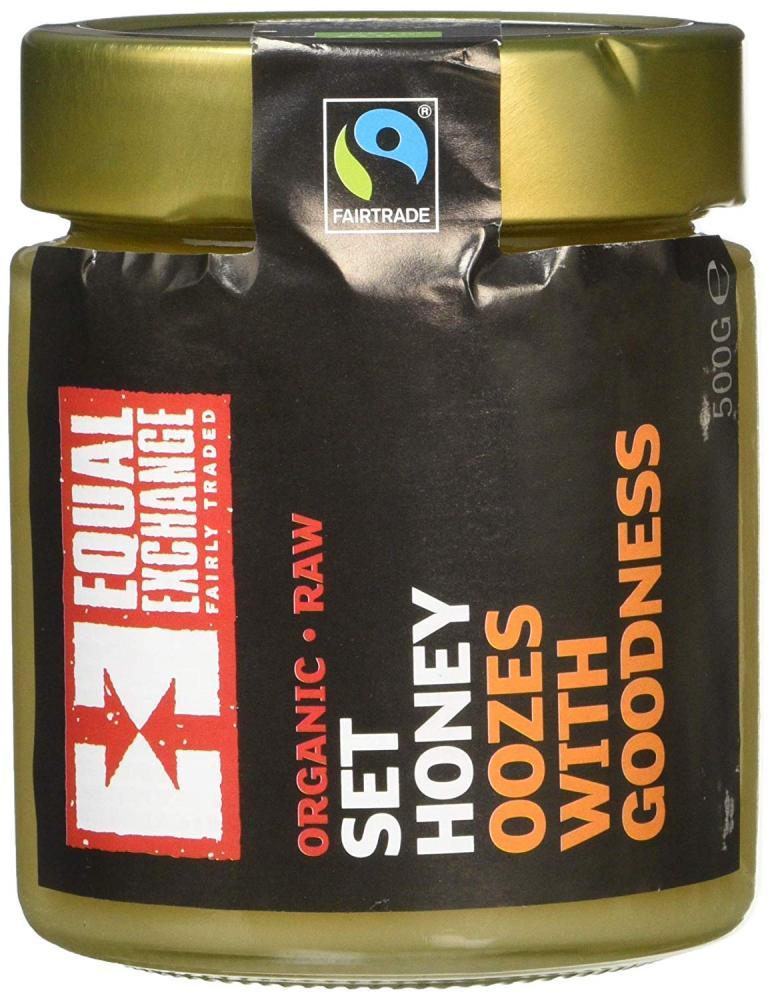 Equal Exchange Organic Set Honey 500 g