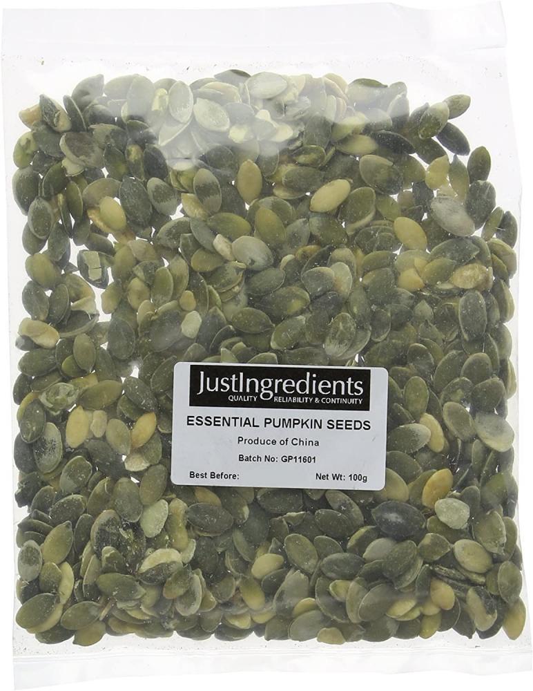 Just Ingredients Essentials Pumpkin Seeds 100g