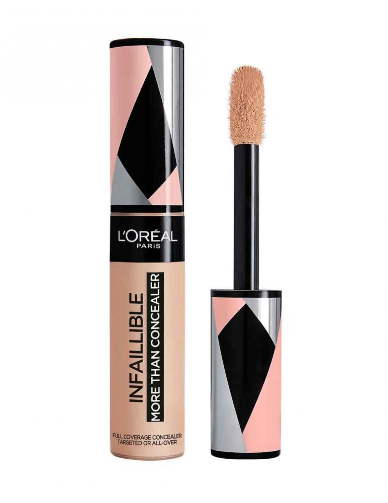 Loreal Paris Infaillible More Than Concealer 324 Oatmeal