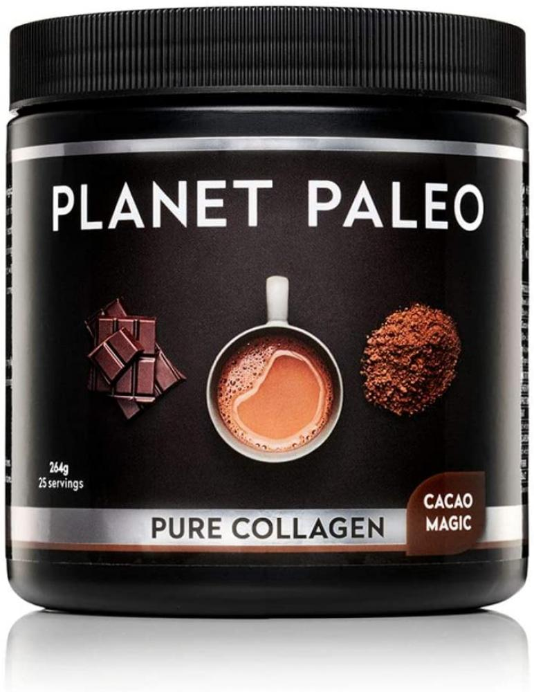 Planet Paleo Pure Collagen Cacao Magic Hot Chocolate Drink 264g