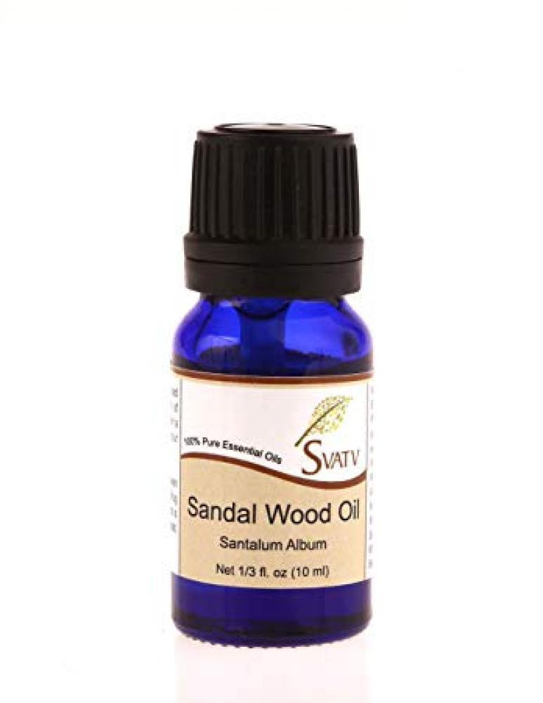 Svatv Sandal Wood Oil 10ml