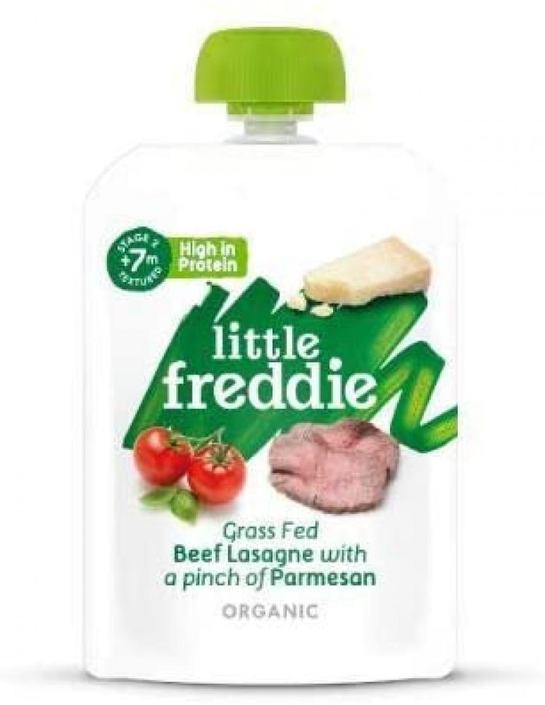 CASE PRICE  Little Freddie Beef Lasagne With Parmesan 6 x 130g
