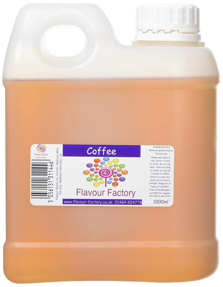 Flavour Factory Coffee 1L