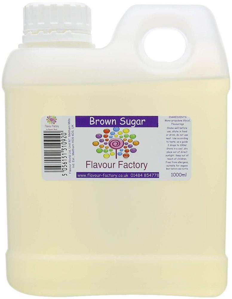 Flavour Factory Brown Sugar 1L