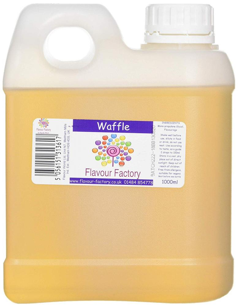 Flavour Factory Waffle 1L