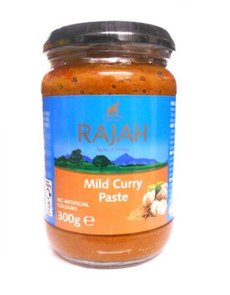 SALE  Rajah Mild Curry Paste 300g