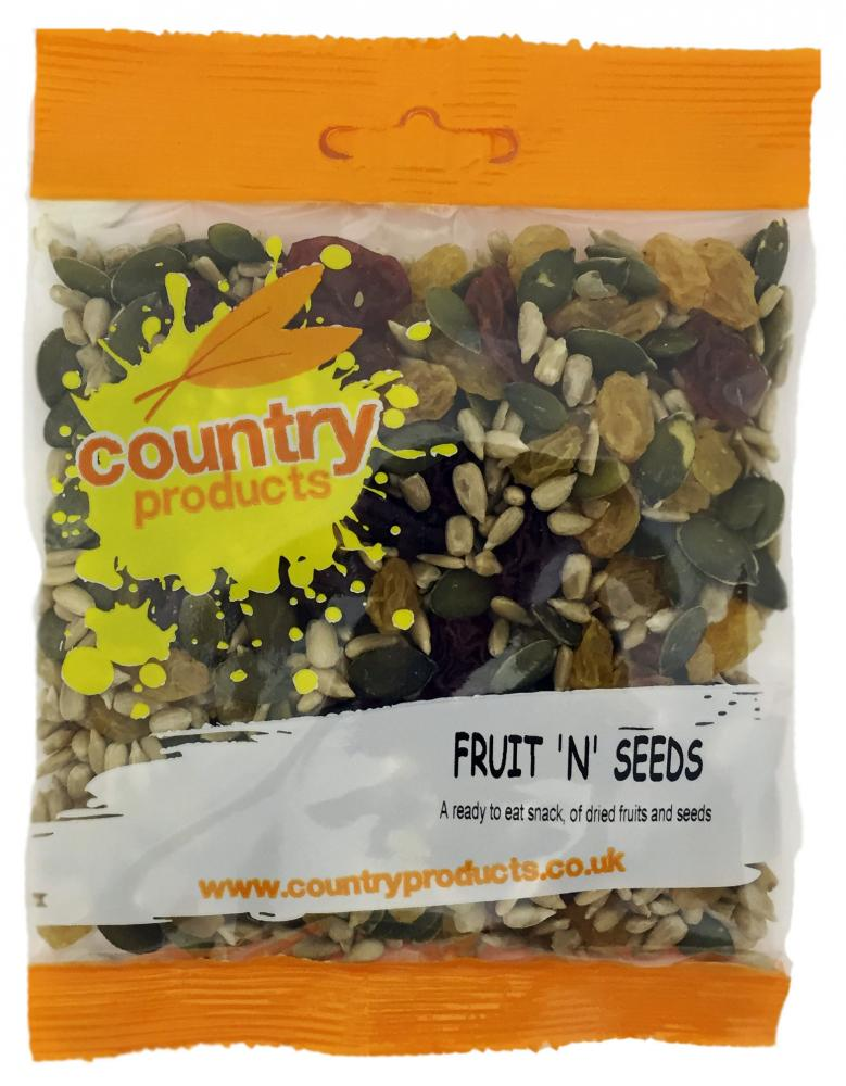 Country Products Fruit N Seeds 100g