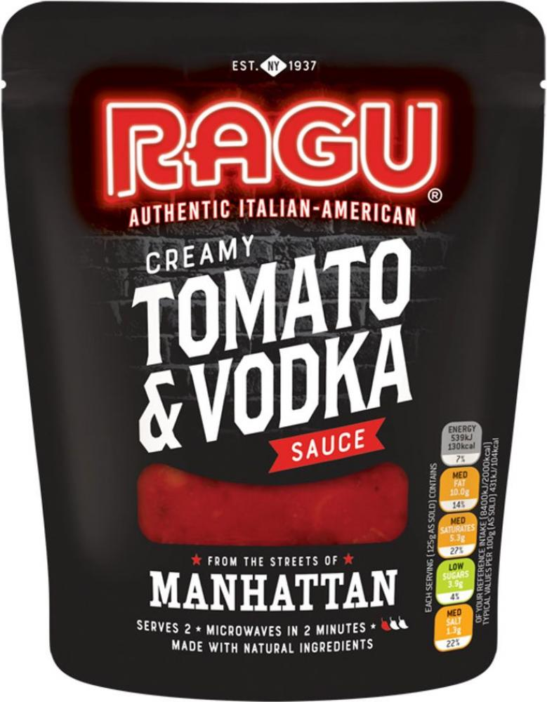 Ragu Creamy Tomato and Vodka Sauce 250g