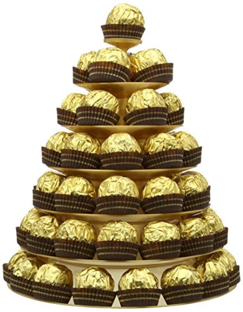 Ferrero Rocher Decorative Pyramid 750g