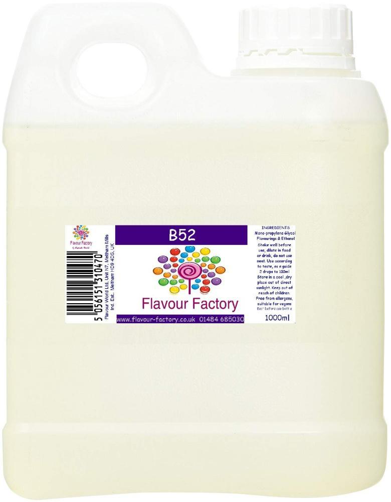Flavour Factory B52 1L