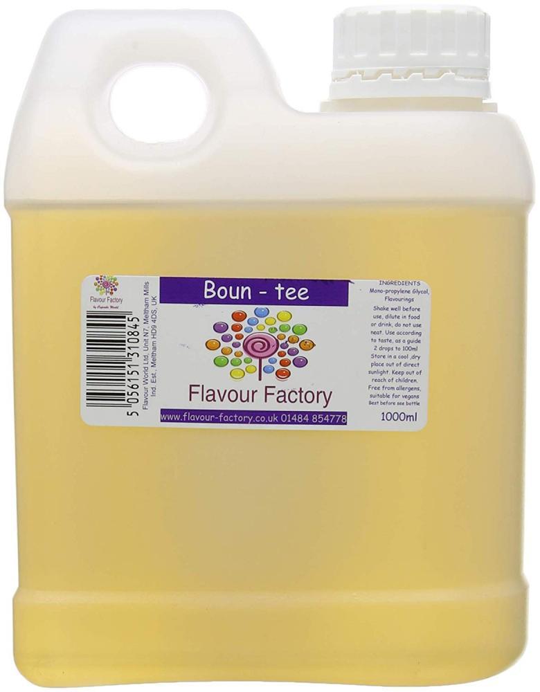 Flavour Factory Boun-Tee 1L