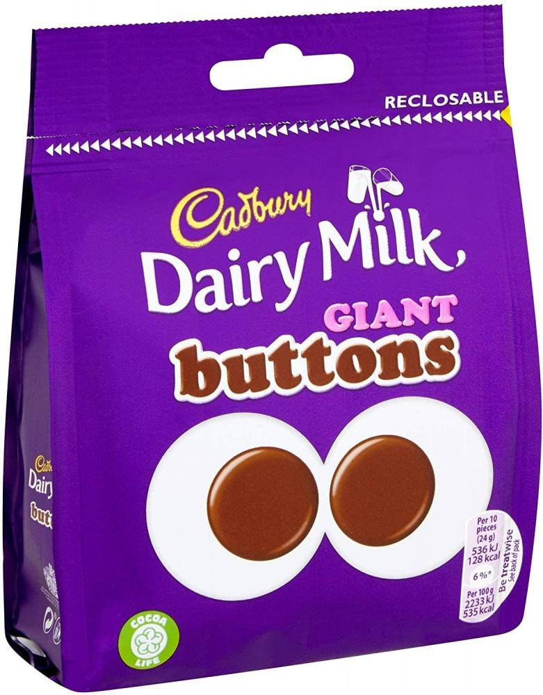 Cadbury Giant Buttons 95g