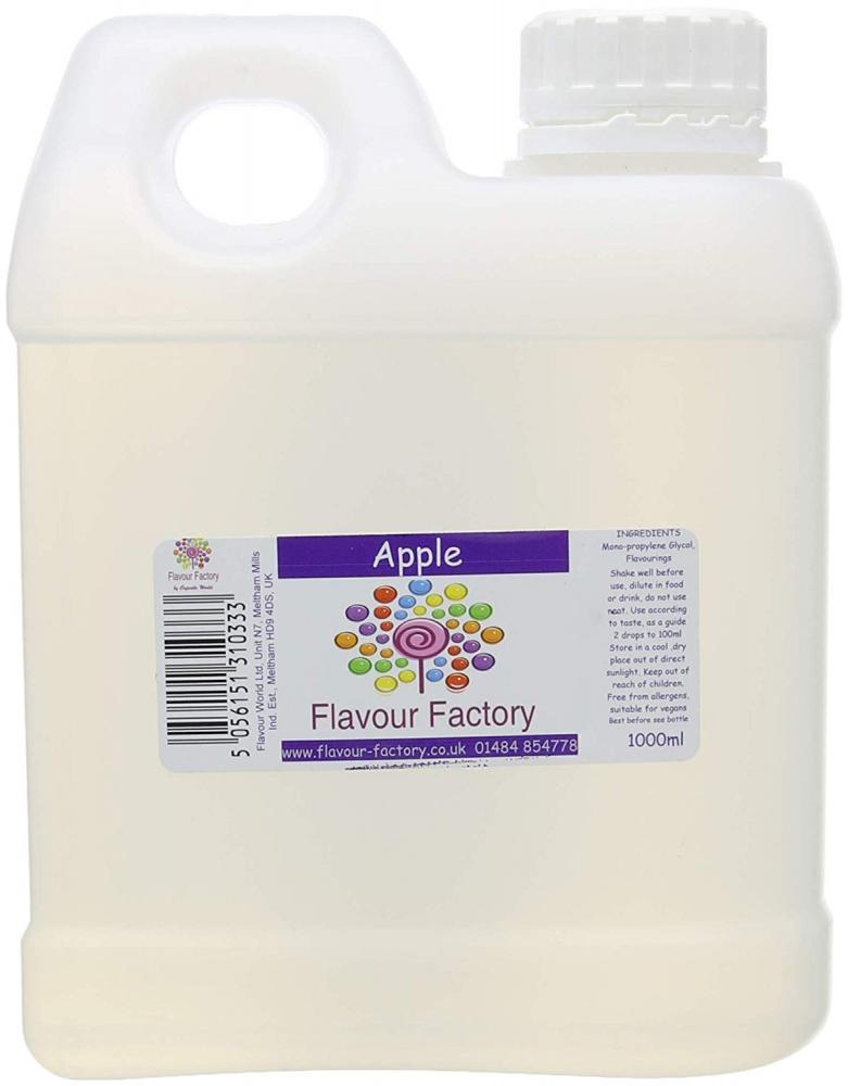 Flavour Factory Apple 1L