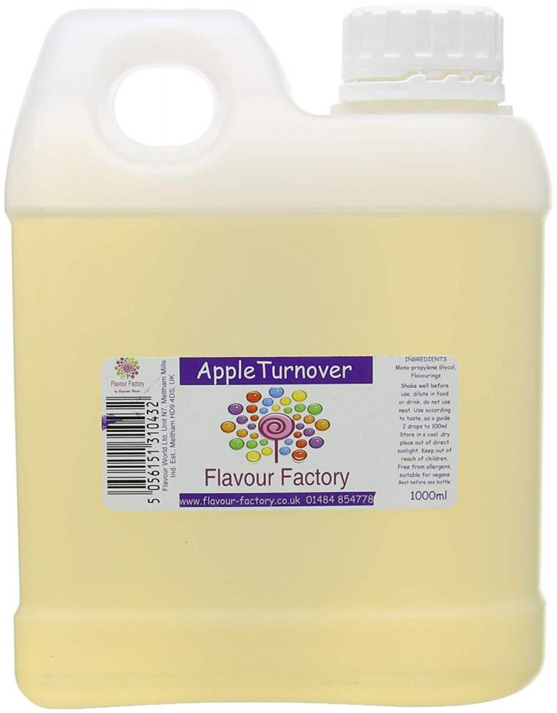 Flavour Factory Apple Turnover 1L