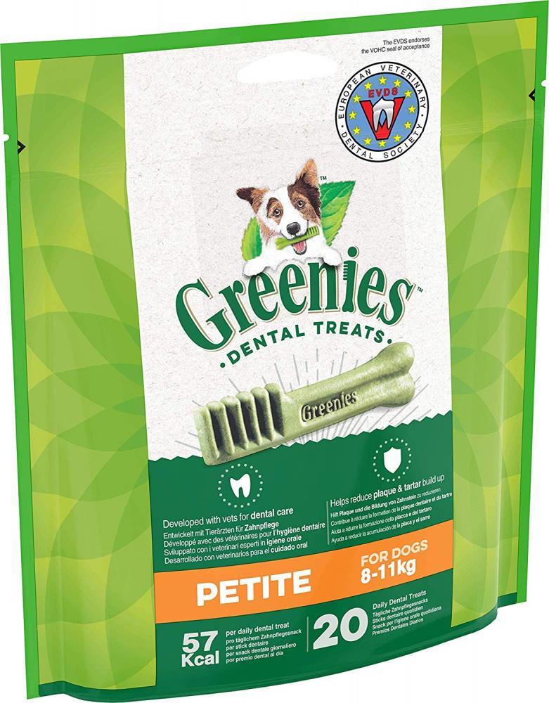 SALE  Greenies Daily Original Petite Dog Treats 340g