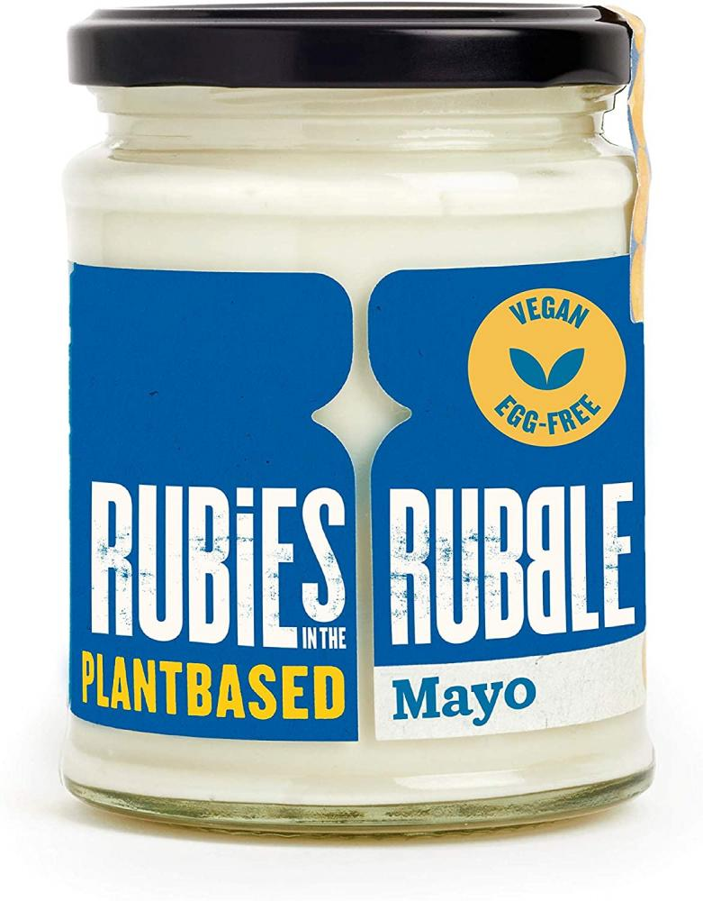 Rubies in the Rubble Plant Based Mayo 240g