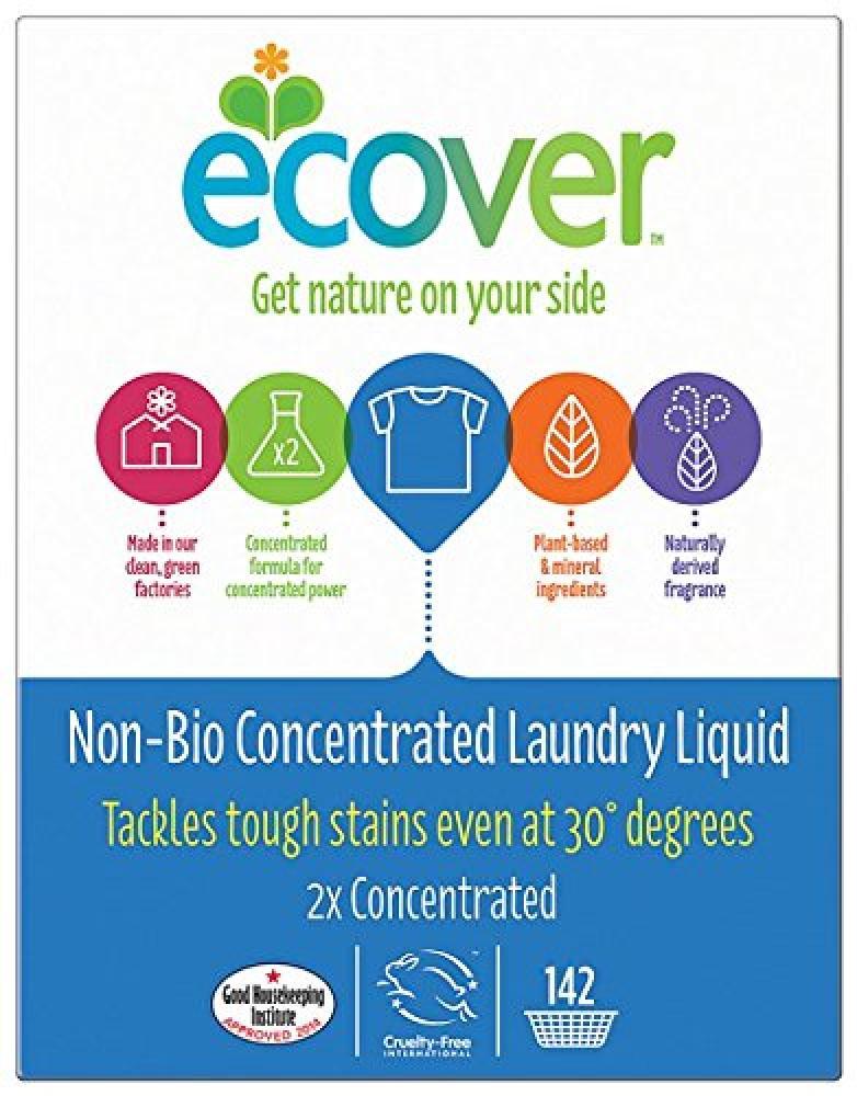 Ecover Non Bio Concentrated Laundry Liquid 5L