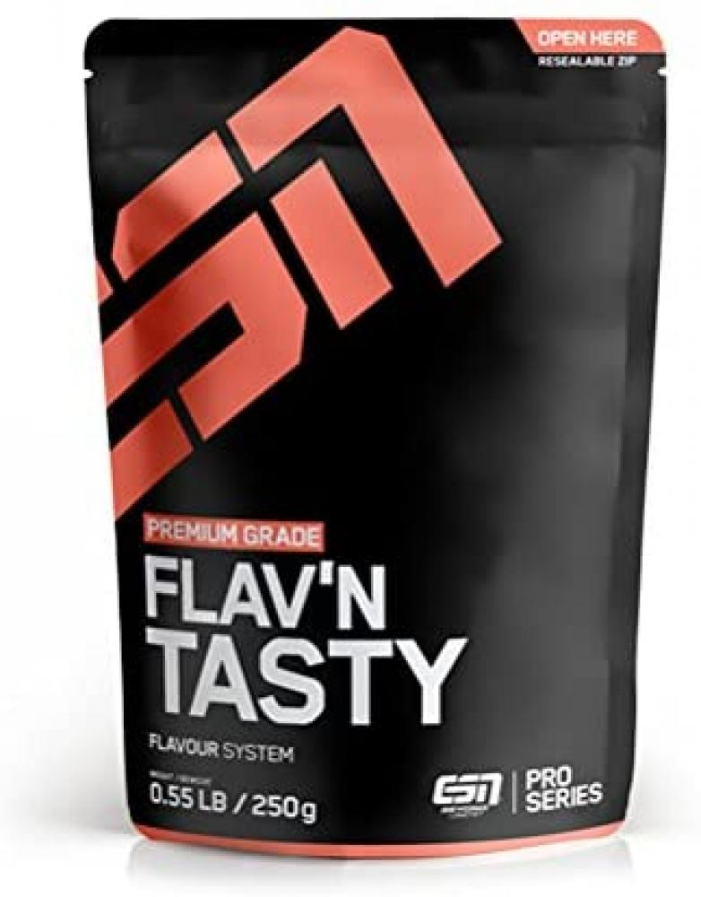 SALE  ESN Flav N Tasty Flavour System Supplement Full Chocolate 250g