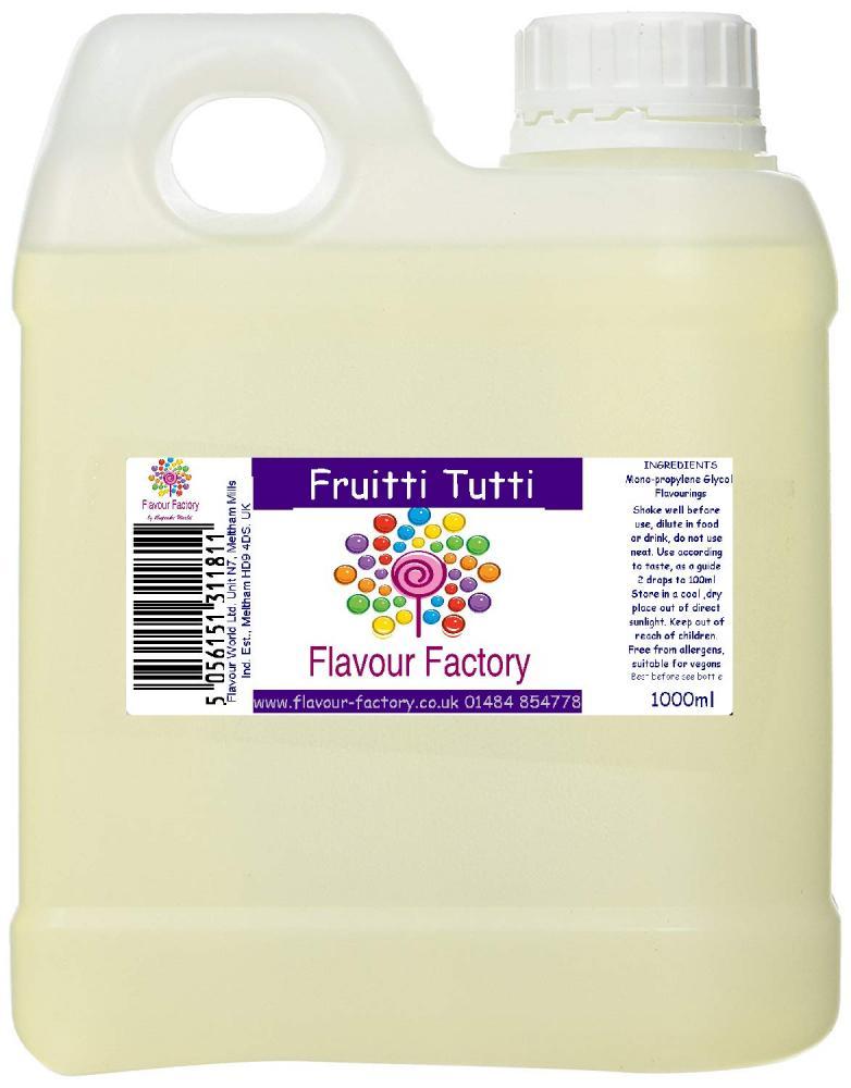 Flavour Factory Fruitti Tutti 1L