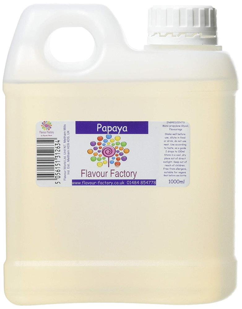 Flavour Factory Papaya 1L
