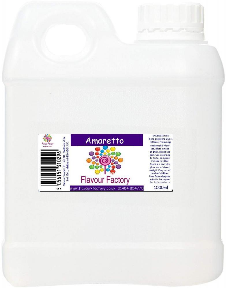 Flavour Factory Amaretto 1L