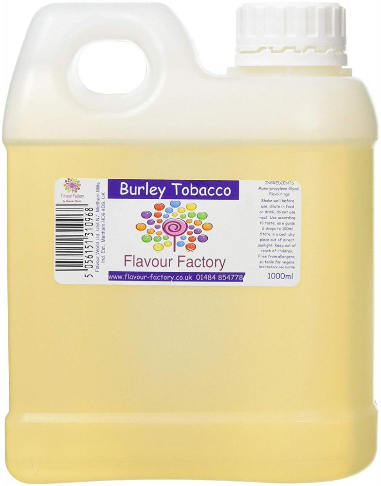 Flavour Factory Burley Tobacco 1L