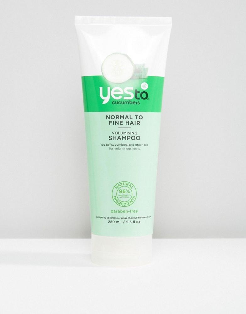 Yes To Cucumber Volumising Shampoo 280ml
