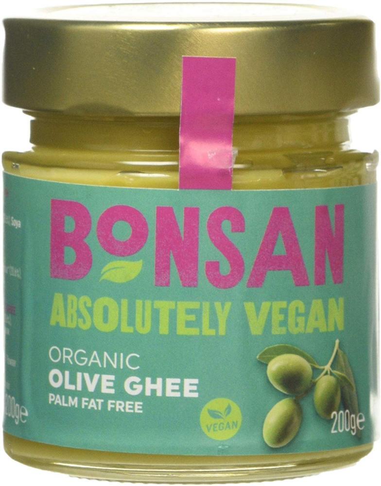 Bonsan Organic Vegan Olive Ghee 200g