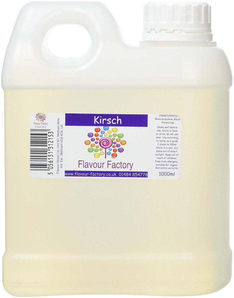 Flavour Factory Kirsch 1L