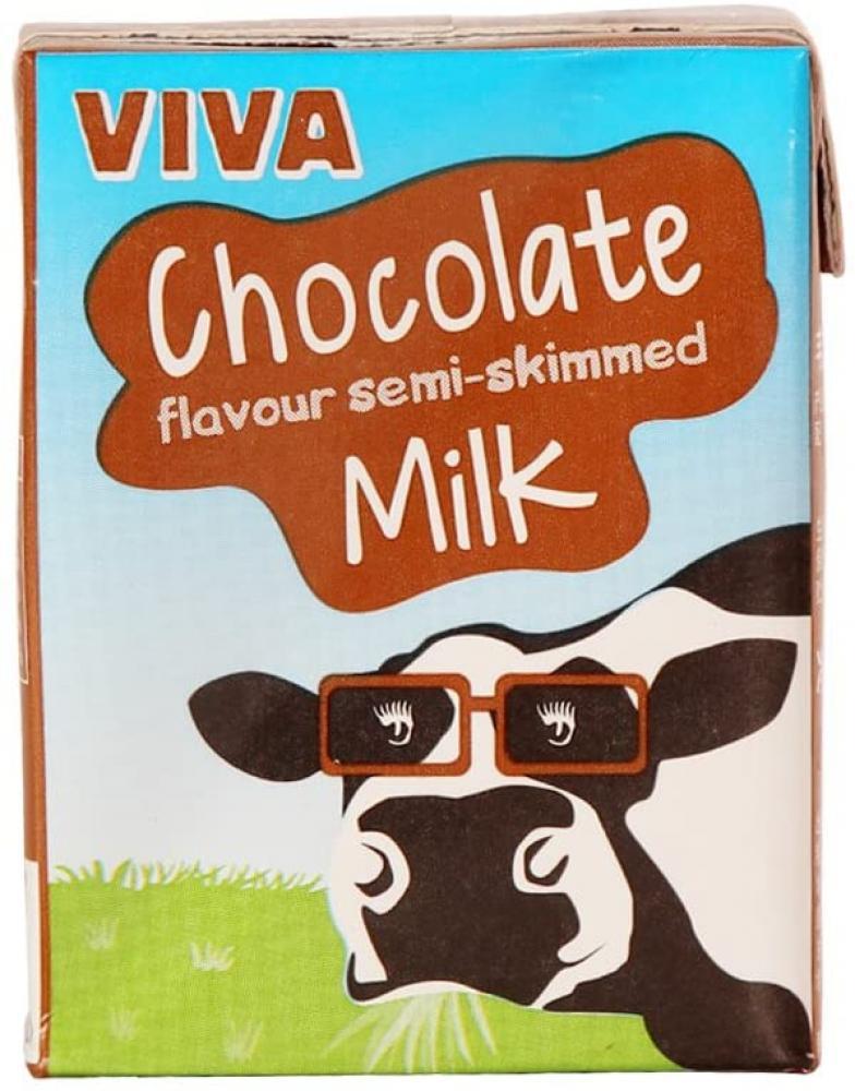 Viva Chocolate Flavoured Milk 200ml