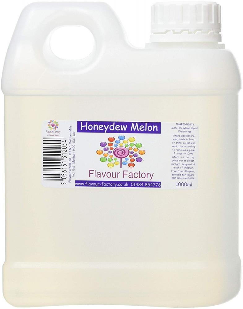 Flavour Factory Honeydew Melon 1L