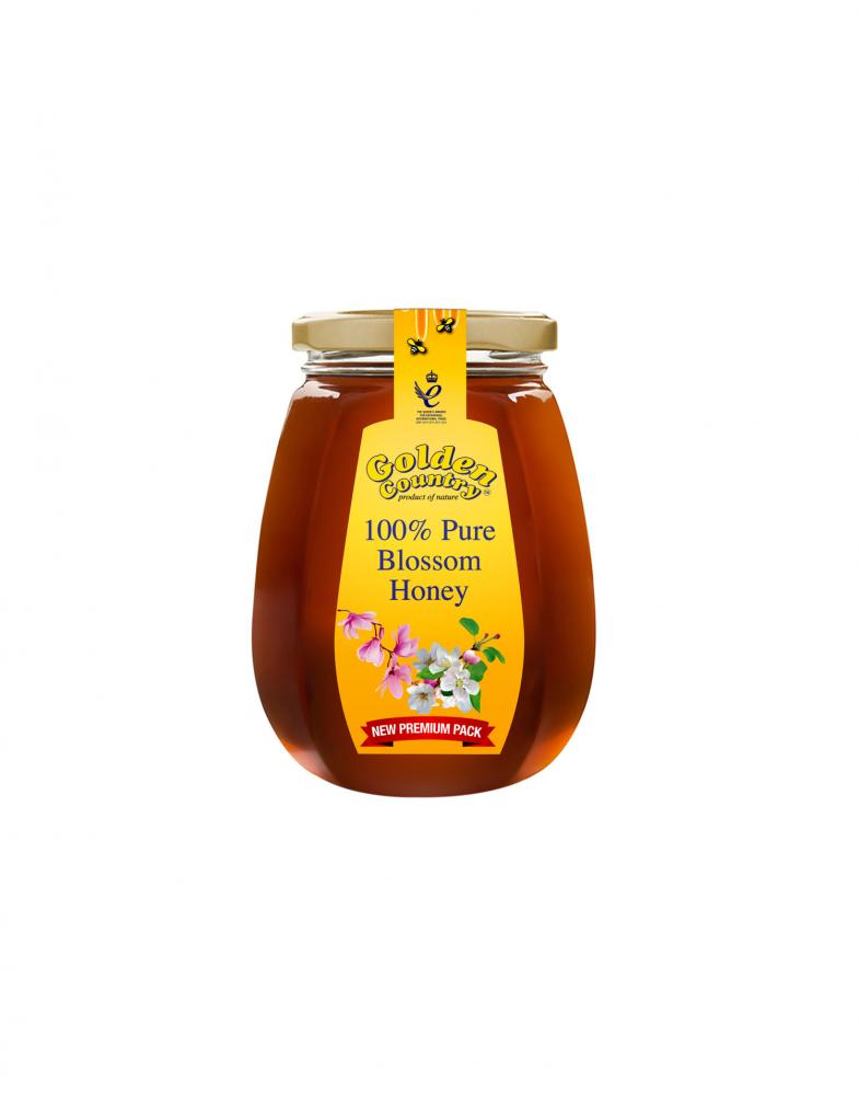 Golden Country Pure Blossom Honey 250g