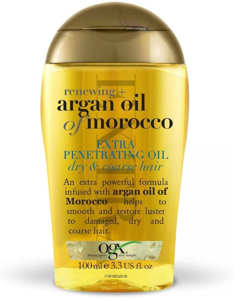 Ogx Argan Moroccan Oil Extra Penetrating Hair Oil 100ml