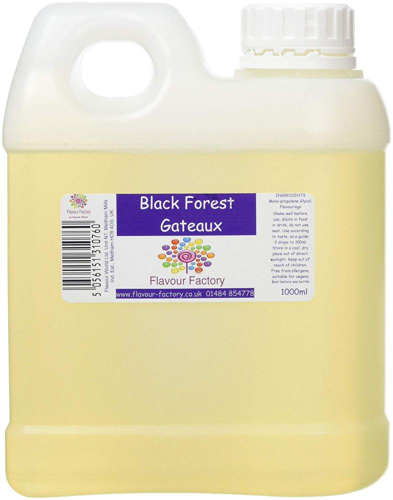 Flavour Factory Black Forest Gateaux 1L