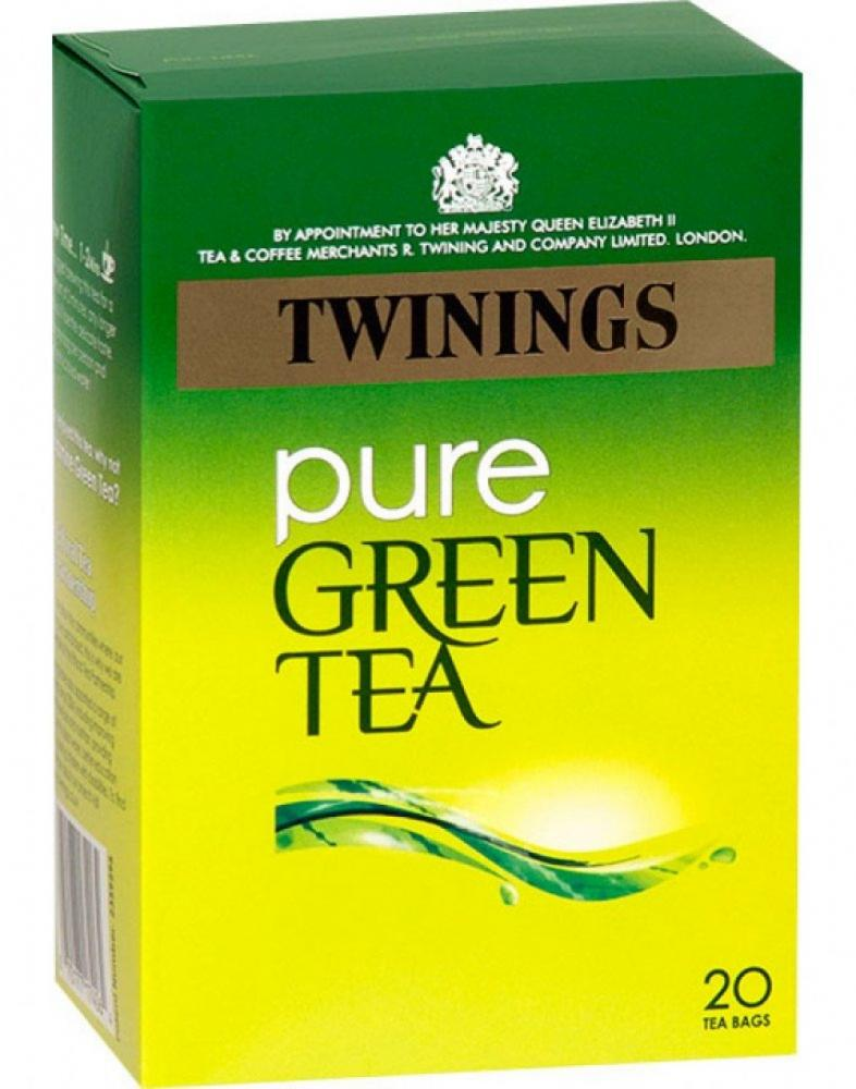 Twinings Pure Green Tea 20 bags