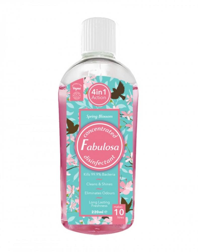 Fabulosa Concentrated Disinfectant Blossom 220ml