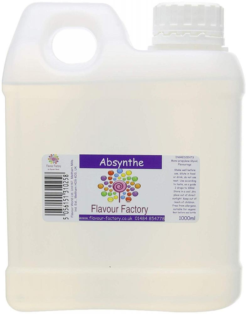 Flavour Factory Absynthe 1L