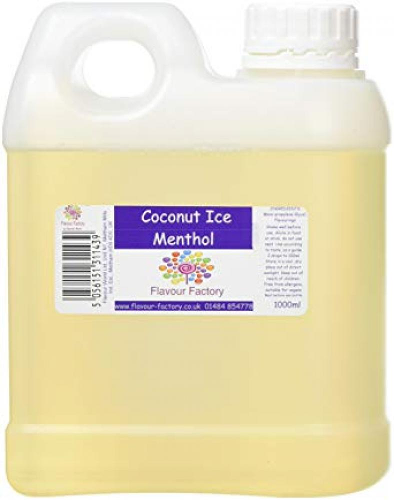 Flavour Factory Coconut Ice Menthol 1000ml