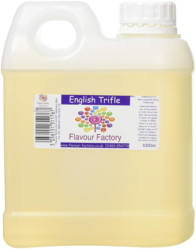 Flavour Factory English Trifle 1L