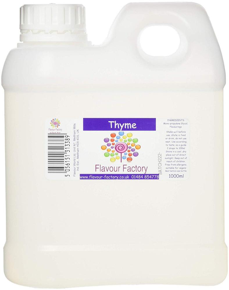 Flavour Factory Thyme 1L