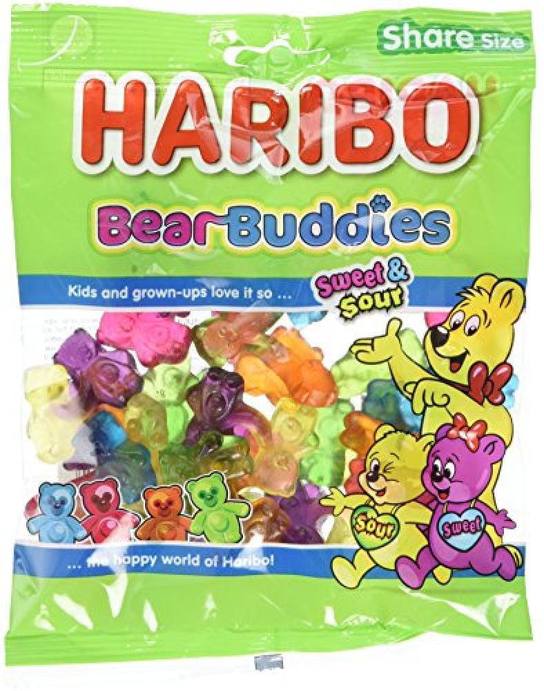 Haribo Bear Buddies 140g