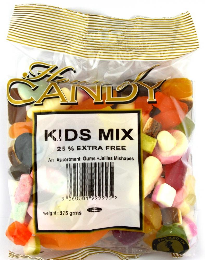House Of Candy Kids Mix 375g