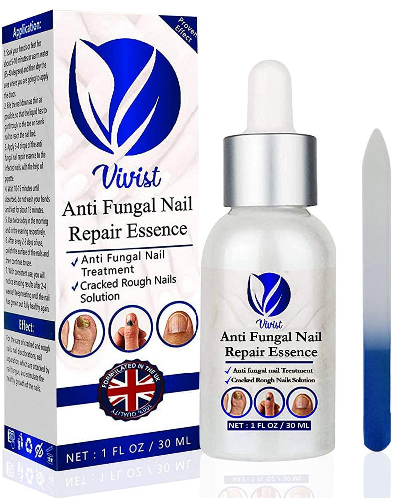 Vivist Anti Fungal Nail Treatment 30 ml