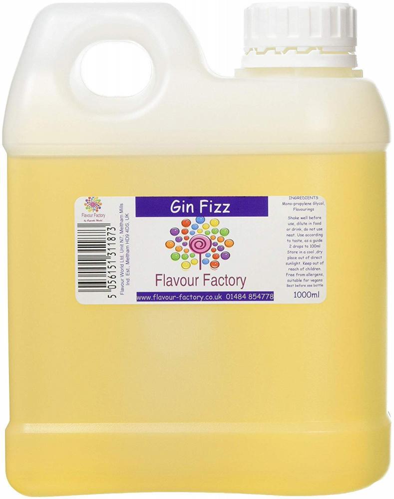 Flavour Factory Gin Fizz 1L