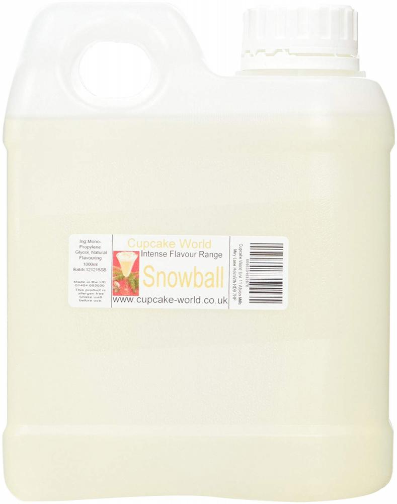 Flavour Factory Snowball 1000ml